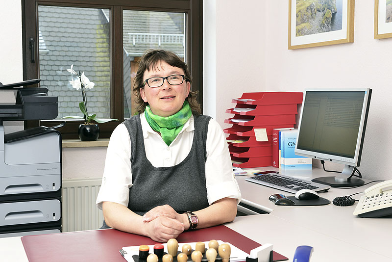 Frau Madlen Thieme